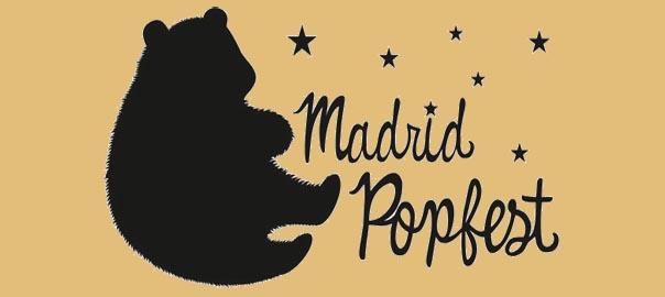 Logotipo Madrid Popfest