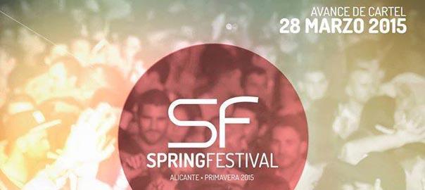 Logo del Spring Festival