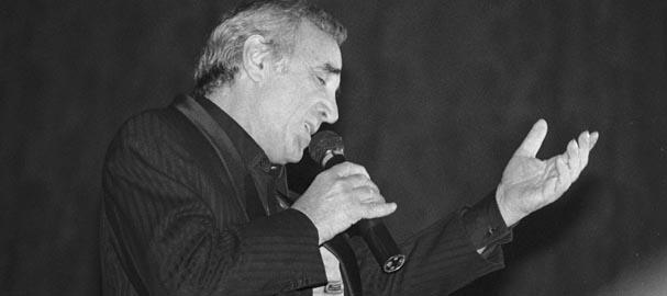 Imagen de Charles Aznavour