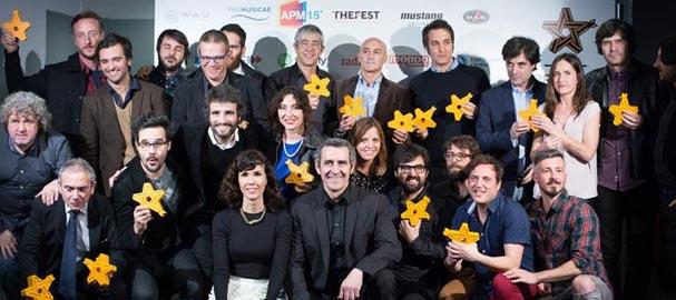 Imagen de los premios Fest