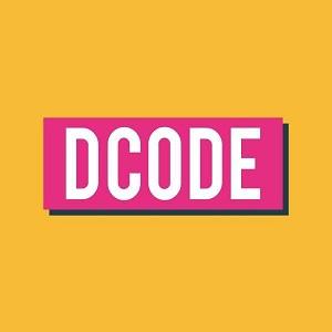 Cartel del festival Dcode