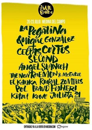 Cartel del Festival Fasse