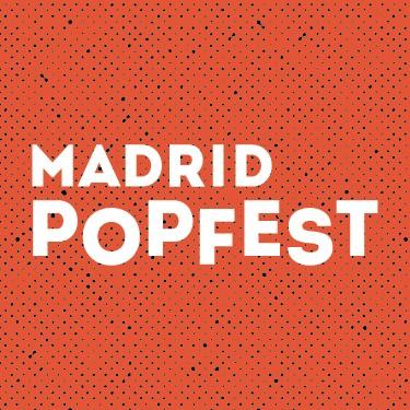 Logo del Madrid Popfest