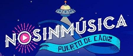 Cartel del festival No Sin Música