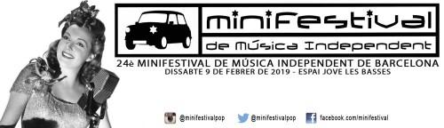 Cartel del Mini Festival