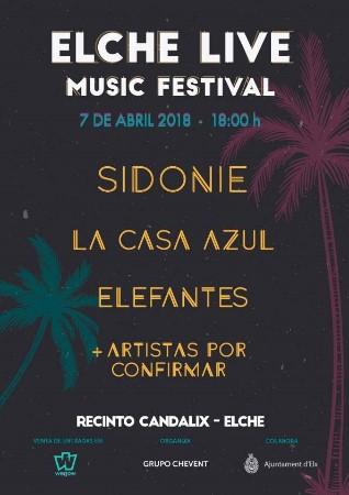 Cartel del Elche Music Festival