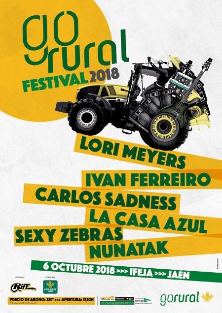 Cartel del Go Rural Festival