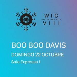 Cartel del WIC (Winter Indie City)