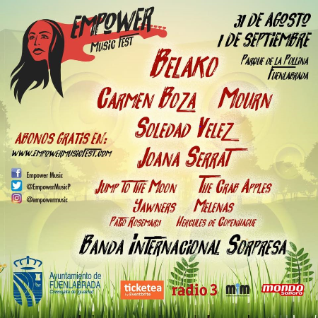 Cartel del Empower Music