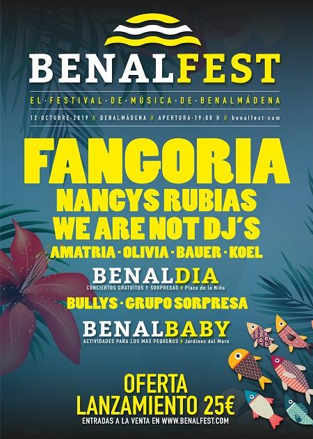 Cartel del Benalfest